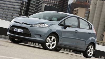 2009 Ford Fiesta Australian Sale Date Announced