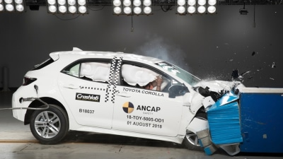 Safety-testing suspicions in Europe