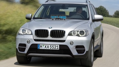 2010 BMW X5 Update Previewed And Spied
