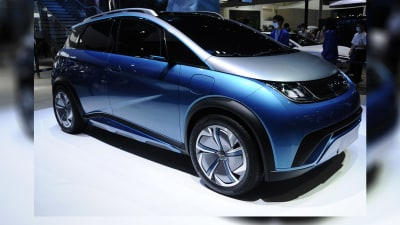 "2021 BYD EA1: Australia's ""sub-$35,000"" electric car revealed"