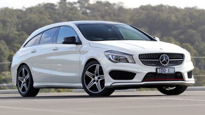 Mercedes-Benz CLA Shooting Brake Review: 2015 CLA 200, CLA 250 Sport, CLA 45 AMG - Practical And Pretty In One Package