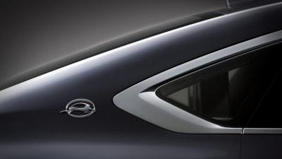 New Chevrolet Impala Teased, New York Debut Confirmed