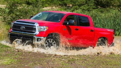 Toyota Australia Rules Out Tundra