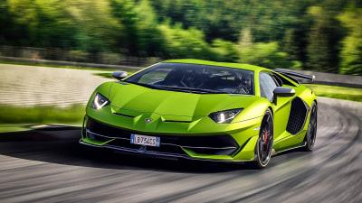 2024 Lamborghini Aventador replacement could have a V8 - report