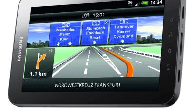 Navigon Turn-by-turn Navigation App To Feature On Samsung Galaxy Tab