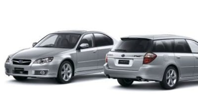 2009 Subaru Liberty And Outback Get Stability Control