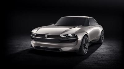 Peugeot e-Legend concept to dictate future design