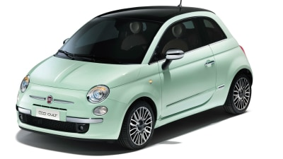 2014 Fiat 500 Unveiled In Geneva, Adds New Range-Topping 'Cult' Model