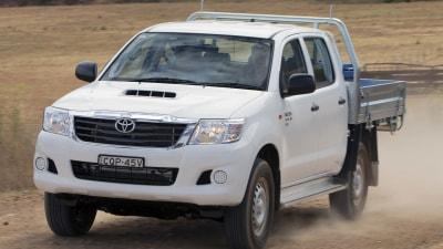 Toyota HiLux SR Double Cab 4x4 Diesel Auto Joins Australian Range