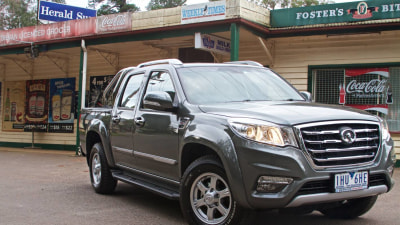 Great Wall working on tougher ute