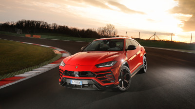 Lamborghini Urus first drive review
