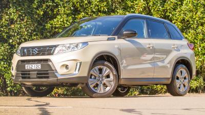 2020 Suzuki Vitara review