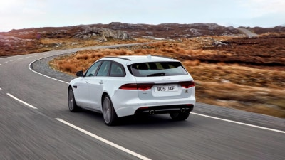 2018 Jaguar XF Sportbrake Pricing Revealed Ahead Of Australian Launch