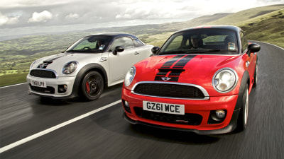 MINI Coupe Pricing Announced For Australia