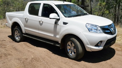 2013 Foton Tunland 4x4 Dual Cab Luxury Launch Review