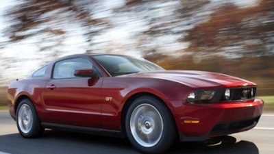 2010 Ford Mustang Revealed Ahead Of Time