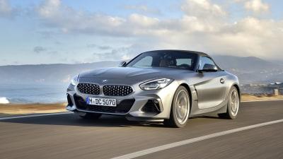 Australian prices, specs revealed for BMW Z4