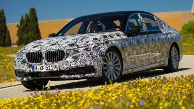 New BMW 7 Series Tech Detailed, Camouflaged Prototype Revealed: Video