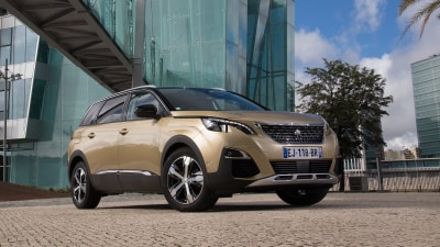 Peugeot Announces 5008 Pricing For Australia