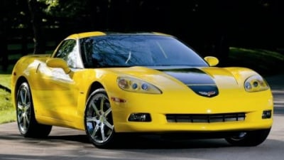 Oh the injustice! Hertz adds exclusive Corvette ZHZ to American fleet