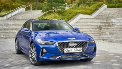 Genesis to re-set luxury benchmarks