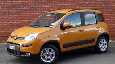 2013 Fiat Panda Trekking Review