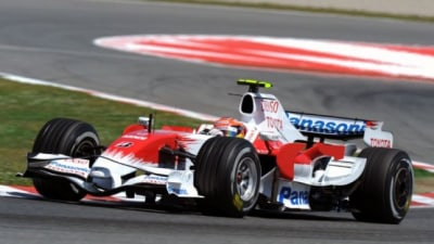 F1: Toyota Prepared To Commit Until 2012