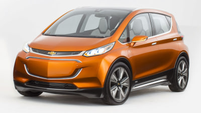 Chevrolet Bolt - GM And LG In Partnership Over Development