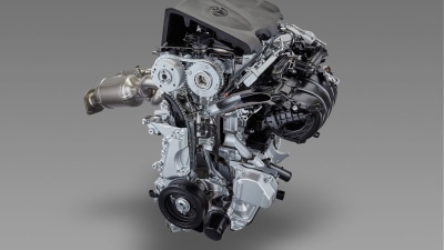 "Toyota Reveals New ""Fun To Drive"" Engine, Transmission, And Hybrid Systems"