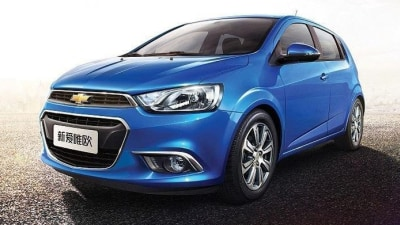 Barina Light Car Facelifted For China