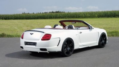 Tuner Update - Le MANSory Bentley Continental GTC