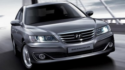 2011 Hyundai Grandeur Launched In Australia