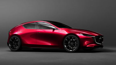 2019 Mazda3 teased