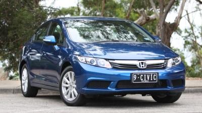 2012 Honda Civic Sedan First Drive Review