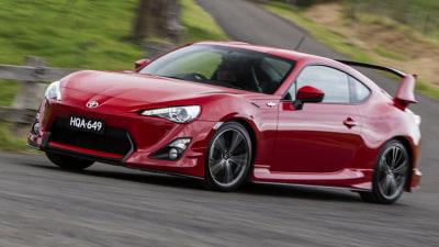Toyota 86 GTS Picks Up Aero Kit Option For Australia