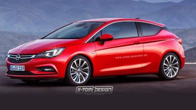 New Astra Transformed Into Sedan, Wagon, Three-door Hot Hatch