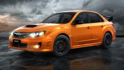 2012 Subaru WRX Club Spec Special Edition On Sale In Australia