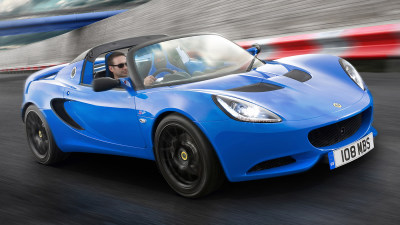 Lotus Launches Track-Focused Elise S Club Racer For Australia