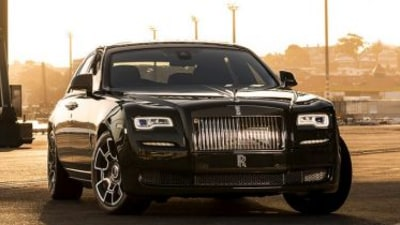 Rolls-Royce Black Badge arrives in OZ