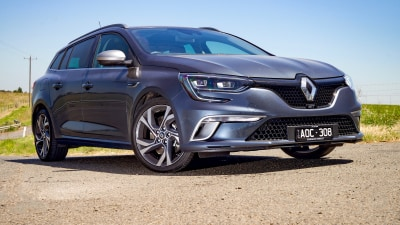 2018 Renault Megane GT Wagon Review