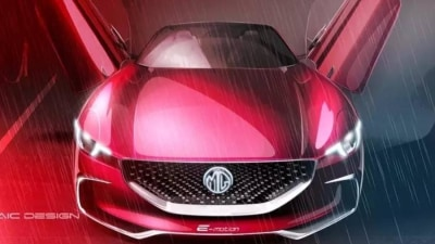 MG Goes Back To Its Sporting Roots With E-Motion Concept