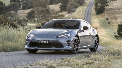 Toyota offers 86 upgrade kit