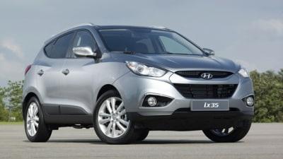 Hyundai ix35, i20 Coming Q1 2010, Sonata Successor To Follow. Five-Door 'VF' Midsizer In The Works