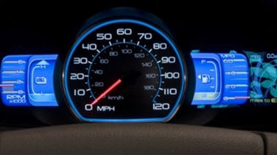 Ford SmartGauge – Economy Meters Never Looked This Cool
