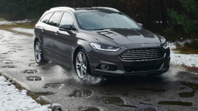 Ford's New Map Will Show Pothole Locations – In Real Time
