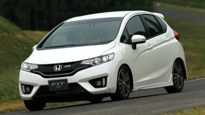 Honda Jazz/Fit Type R Not Happening