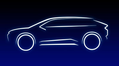 Toyota, Lexus all-electric SUVs teased, co-developed with Subaru