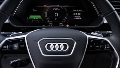 Audi fined $1.3 billion for diesel emissions breach