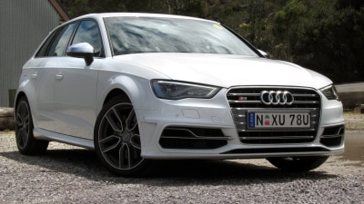 2014 Audi S3 Sportback Review
