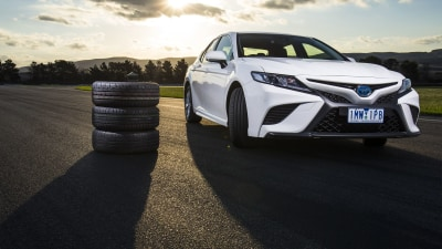 Safety: Why Tyres Matter